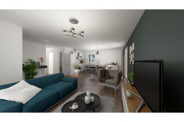 Modèle de maison PT_SS_3_82_GEF 3 chambres  : Photo 2