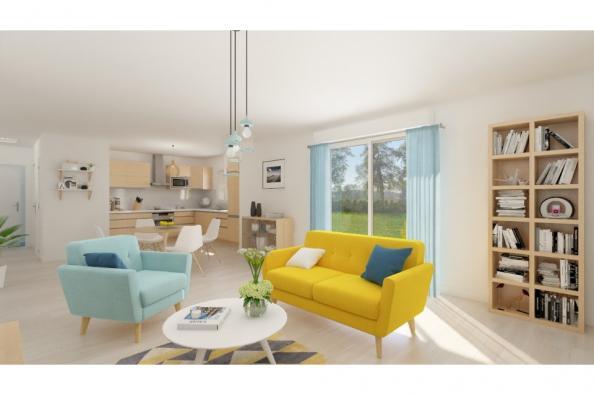 Modèle de maison PT_PP_3_75_GIP_Sud 3 chambres  : Photo 2