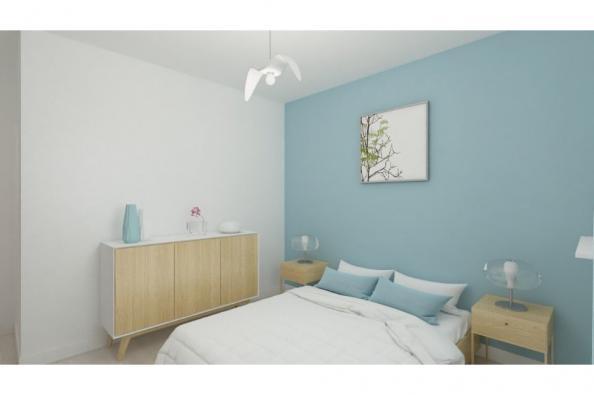 Modèle de maison PT_PP_3_75_GIP_Sud 3 chambres  : Photo 4