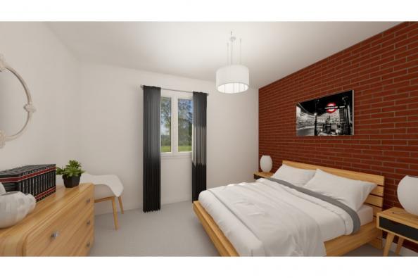 Modèle de maison PT_PP_3_85_GEF_Nord 3 chambres  : Photo 5