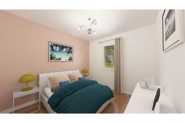 Modèle de maison PT_PP_3_75_GEF 3 chambres  : Photo 4