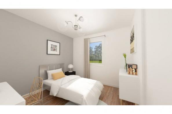 Modèle de maison PT_PP_3_75_GEF 3 chambres  : Photo 5