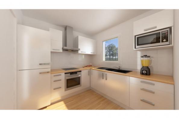 Modèle de maison PT_PP_2_65_SG_Sud 2 chambres  : Photo 3