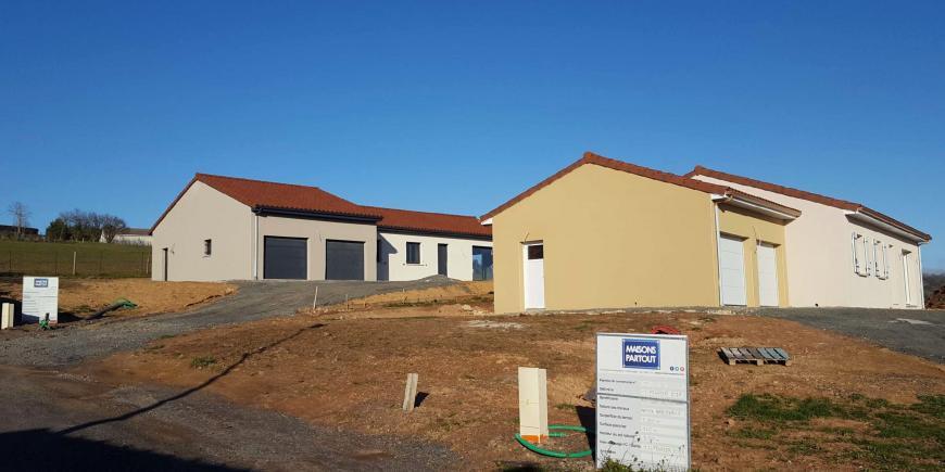 2 maisons à Coren (St Flour)