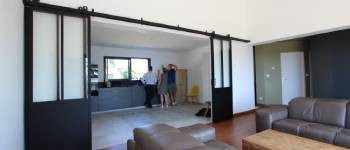 La verrière d'atelier : un cachet inconstestable pour une maison neuve