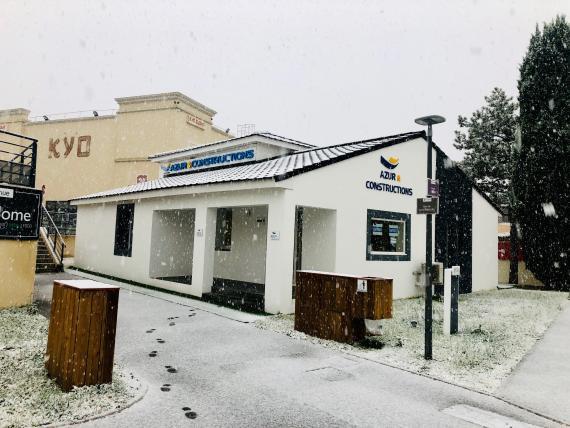 maison neige azur et constructions cabries