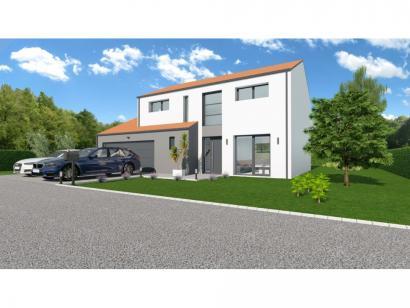 Maison neuve  à  Luttange (57935)  - 220000 € * : photo 1