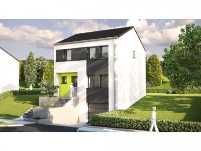 Maison neuve  à  Courcelles-Chaussy (57530)  - 188500 € * : photo 1