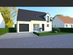 Maison neuve à Thilouze (37260)<span class='prix'> 205500 €</span> 205500