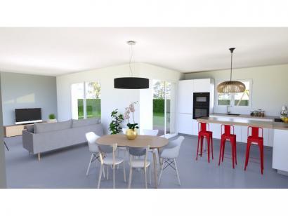 Maison neuve  à  Thilouze (37260)  - 205500 € * : photo 3