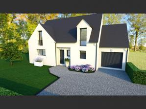 Maison neuve à Monts (37260)<span class='prix'> 266000 €</span> 266000