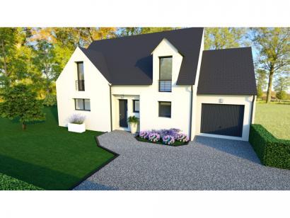 Maison neuve  à  Monts (37260)  - 266000 € * : photo 1