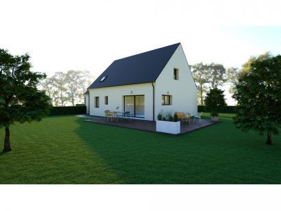 Maison neuve  à  Monts (37260)  - 266000 € * : photo 2
