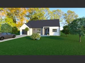 Maison neuve à Monts (37260)<span class='prix'> 241000 €</span> 241000