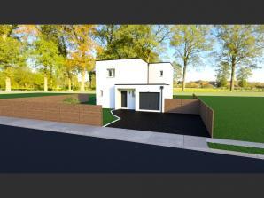 Maison neuve à Saint-Antoine-du-Rocher (37360)<span class='prix'> 220870 €</span> 220870