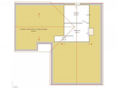 Maison neuve  à  Saint-Antoine-du-Rocher (37360)  - 223649 € * : photo 3