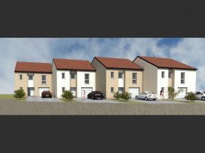 Terrain à vendre à Breistroff-la-Grande (57570)<span class='prix'> 95000 €</span> 95000