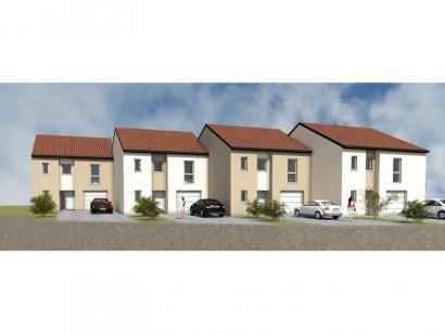 Maison neuve  à  Breistroff-la-Grande (57570)  - 316000 € * : photo 1