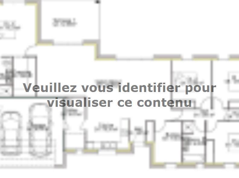 Plan de maison PP151_P2005V2 : Vignette 1