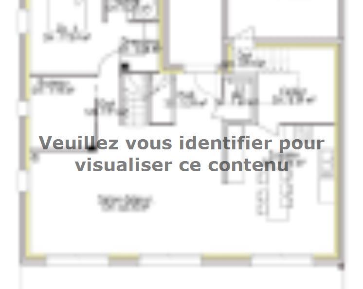 Plan de maison PPE154_P1794V9 : Vignette 1