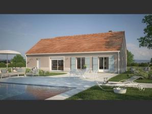 Maison neuve à Vic-sur-Aisne (02290)<span class='prix'> 145000 €</span> 145000