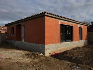 Construction en cours sur Pelissanne