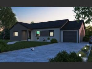 Maison neuve à Sailly-Achâtel (57420)<span class='prix'> 239000 €</span> 239000