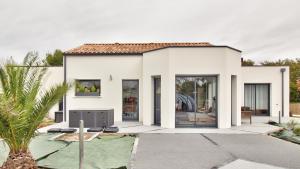 Maison moderne à Avrillé