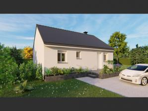 Maison neuve à Bacqueville-en-Caux (76730)<span class='prix'> 134000 €</span> 134000
