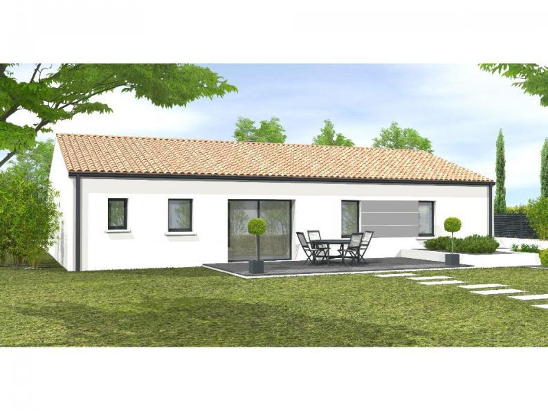 Maison neuve L'Aiguillon-sur-Vie 225000 € * : vignette 1