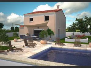 Maison neuve à L'Aiguillon-sur-Vie (85220)<span class='prix'> 225000 €</span> 225000
