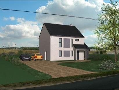 Maison neuve  à  Sainte-Maure-de-Touraine (37800)  - 210000 € * : photo 1
