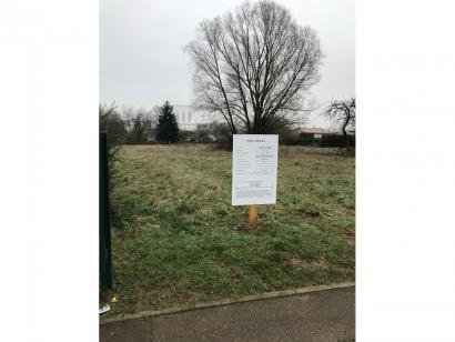 Terrain à vendre  à  Florange (57190)  - 63800 € * : photo 1