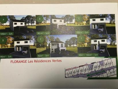 Maison neuve  à  Florange (57190)  - 211000 € * : photo 4