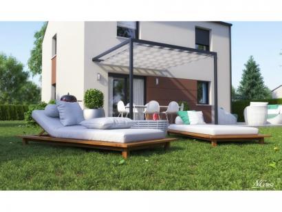 Maison neuve  à  Pournoy-la-Chétive (57420)  - 209000 € * : photo 5