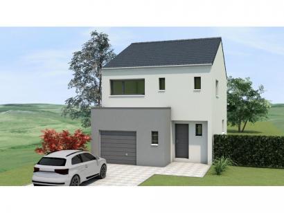 Maison neuve  à  Florange (57190)  - 219000 € * : photo 1