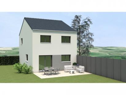 Maison neuve  à  Florange (57190)  - 219000 € * : photo 2