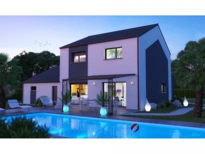 Maison neuve  à  Amanvillers (57865)  - 329000 € * : photo 2