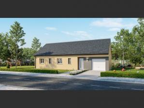 Maison neuve à Cuincy (59553)<span class='prix'> 192400 €</span> 192400