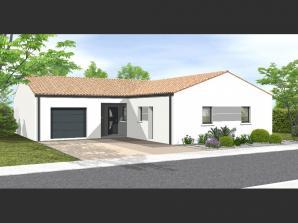 Maison neuve à La Chaize-le-Vicomte (85310)<span class='prix'> 207113 €</span> 207113