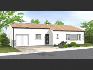 Maison neuve à La Chaize-le-Vicomte (85310)<span class='prix'> 203397 €</span> 203397