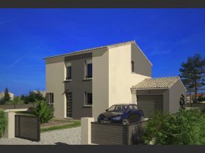 Maison neuve à L'Hermenault (85570)<span class='prix'> 162190 €</span> 162190