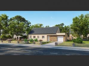 Maison neuve à Auberchicourt (59165)<span class='prix'> 159800 €</span> 159800