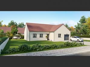 Maison neuve à Auberchicourt (59165)<span class='prix'> 149800 €</span> 149800