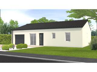 Maison à construire à Nesmy (85310)