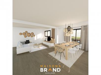 Modèle de maison NINA 4 chambres  : Photo 4