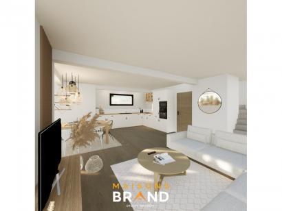 Modèle de maison NINA 4 chambres  : Photo 6