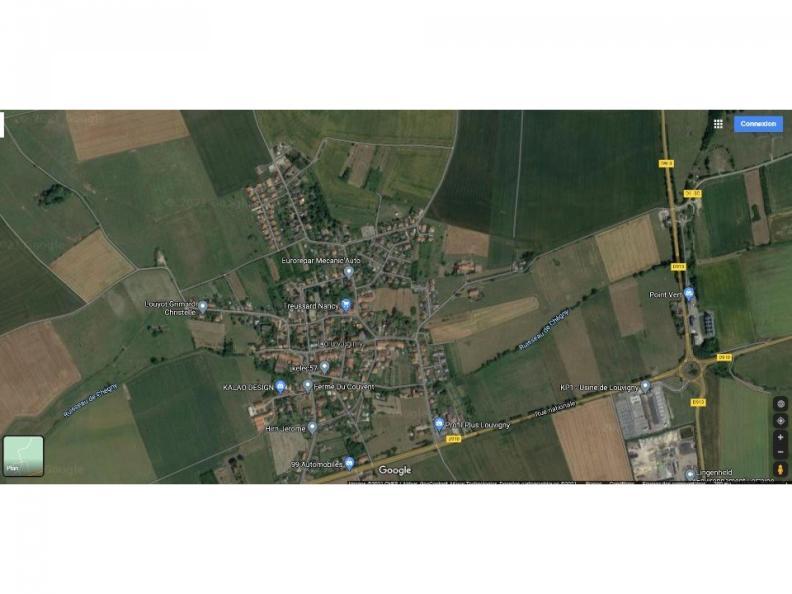 Terrain à vendre Louvigny84500 € * : vignette 1