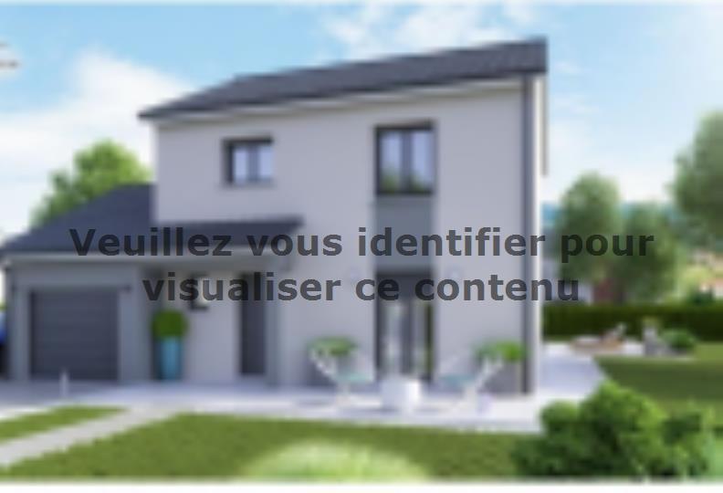 Maison neuve Louvigny 248500 € * : vignette 2