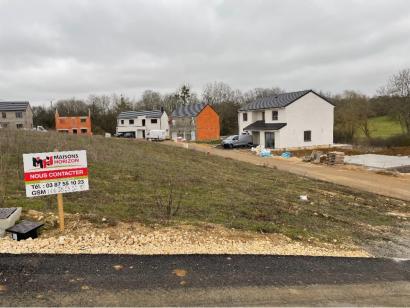 Terrain à vendre  à  Pommérieux (57420)  - 85540 € * : photo 1